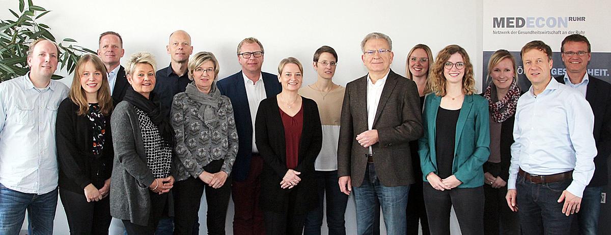 Das MedEcon Team