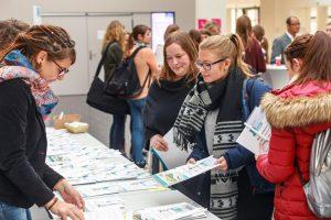 Bochum, 18.01.2017, hsg - Hochschule für Gesundheit. 1. Mastersymposium EbHC - Forschung ganz praktisch. Foto Volker Wiciok