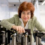 Martina Havenith hat die erste Forschungsidee, die sie mit den Mitteln aus einem renommierten Grant des Europäischen Forschungsrats umsetzen wollte, schnell realisiert. © RUB, Marquard