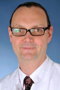 Oberarzt Dr. Sven Asmussen