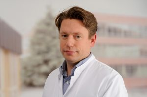 Priv.-Doz. Dr. Tobias Hirsch – Foto: Volker Daum/Bergmannsheil