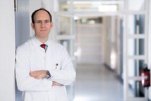 Prof. Dr. Boris Hadaschik (Fotonachweis: UDE/Frank Preuß)