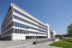 Architektur HSG Hochschule fuer für Gesundheit Gesundheitscampus Bochum Gesundheits-Campus 02.07.2015 Foto/Copyright Volker Wiciok
