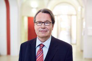 Prof. Dr. Georg Juckel, Ärztlicher Direktor des LWL-Universitätsklinikums Bochum (Bildquelle: kleine Holthaus/LWL)