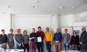 Teilnehmerinnen und Teilnehmer des CentraXX-Kick off-Meetings am 22.02.2017 am Universitätsklinikum Bonn