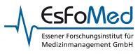 EsFoMed GmbH – Essener Forschungsinstitut für Medizinmanagement