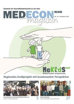 Das aktuelle MedEcon Magazin
