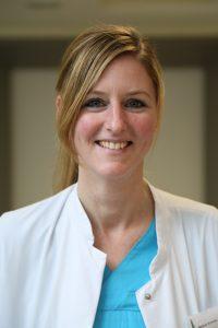 Oberärztin aus der Notaufnahme, Melanie Schmitz