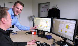 Grönemeyer Institut setzt zur Unternehmenssteuerung auf RadCentre Analytics