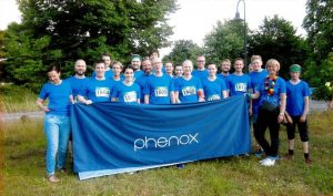 phenox Firmenlauf