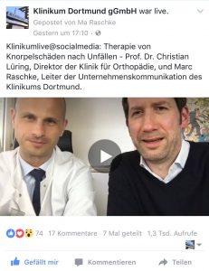 screenshot facebook-live