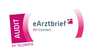 Siegel KV-C Audit eArztbrief