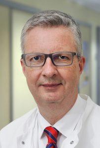 Chefarzt Dr. Friedrich Teikemeier