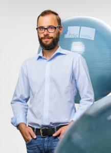 Prof. Dr. Thomas Hering ist neuer Prodekan des Departments für Angewandte Gesundheitswissenschaften der hsg.
