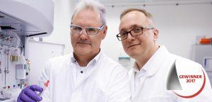 Die Gewinner (c) Europäisches Patentamt