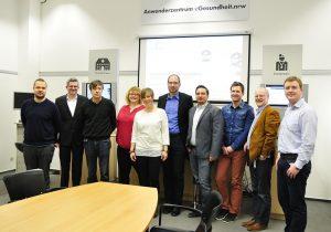 ZTG GmbH und hsg im Anwenderzentrum Bochum
